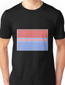 STARS AND STRIPES (RETRO) Unisex T-Shirt