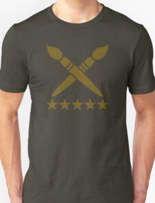 Crossed brush T-Shirt