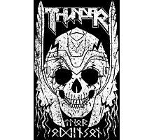 THUNDER Photographic Print