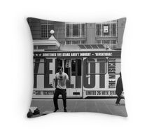 I love to Tap Throw Pillow