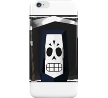 Manny Calavera iPhone Case/Skin