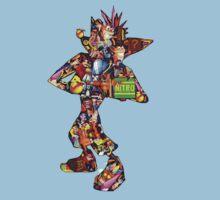 Crash Bandicoot  Kids Tee