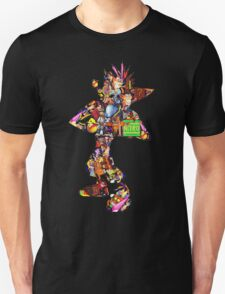 Crash Bandicoot  T-Shirt