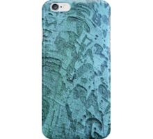 Mysterious markings iPhone Case/Skin