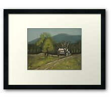 """""""Philip's Place""""... prints and products Framed Print"""