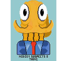Octodad Photographic Print
