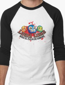Mexican Wrestlers... Watch the blood flow T-Shirt
