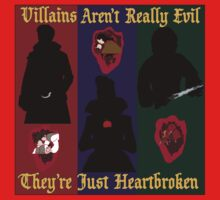 OUAT Villains Aren't Really Evil, They're Just Heartbroken Kids Clothes