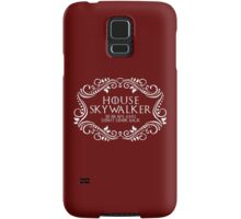 House Skywalker (white text) Samsung Galaxy Case/Skin