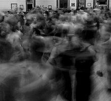 Contra Dancing by djprov