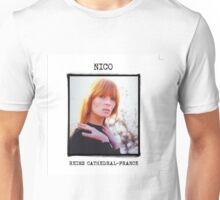 Nico - Reims Cathedral Front Unisex T-Shirt