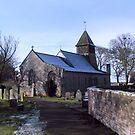 St Mary's Church-Raskelf,North Yorkshire  by Trevor Kersley