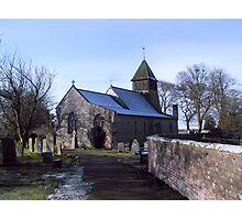 St Mary's Church-Raskelf,North Yorkshire  Photographic Print