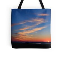 Cadillac Sunset Tote Bag