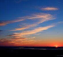 Cadillac Sunset by kelseymaxim