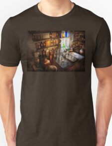 Pharmacist - A little bit of Witch Craft T-Shirt