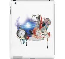 Moodboard Gothic Rock iPad Case/Skin