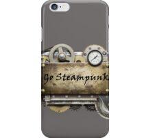GoSteampunk iPhone Case/Skin
