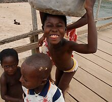 Cheeky boys in Ghana by Jgirl