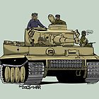 Dogs of War, Tiger 1 by Siegeworks .