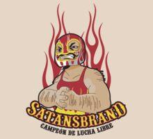 Satansbrand - Champion of Wrestling by satansbrand