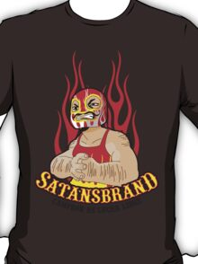 Satansbrand - Champion of Wrestling T-Shirt