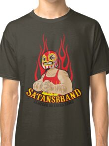 Satansbrand - Champion of Wrestling Classic T-Shirt