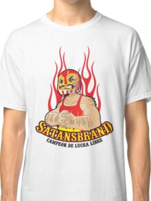 Satansbrand - Champion of Wrestling Classic T-Shirt