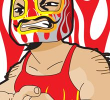 Satansbrand - Champion of Wrestling Sticker