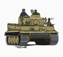 Dogs of War, Tiger 1 Kids Clothes