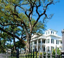 Beautiful Old Natchez by Bonnie T.  Barry