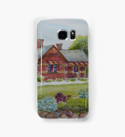 Truganina Explosives Reserve Keepers Quarters 3 Samsung Galaxy Case/Skin