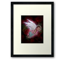 Cupid 3D Framed Print