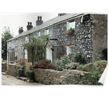 Two Cottages Poster