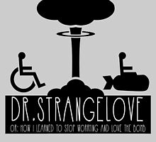 Dr. Strangelove by SrGio