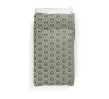 Illustrated Stylized Radial Pattern Duvet Cover