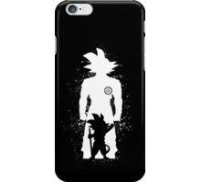 The Saiyan Child iPhone Case/Skin