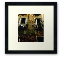 Untitled Venice Framed Print