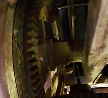 Inside the Mill (2) by kalaryder