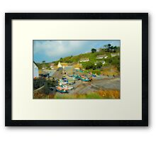 Cadgwith Cove Framed Print