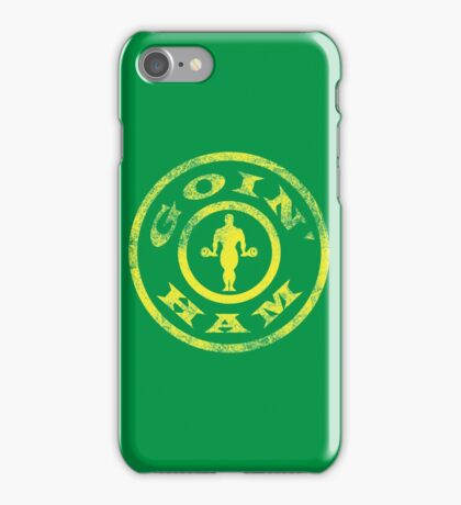 Goin' HAM iPhone Case/Skin