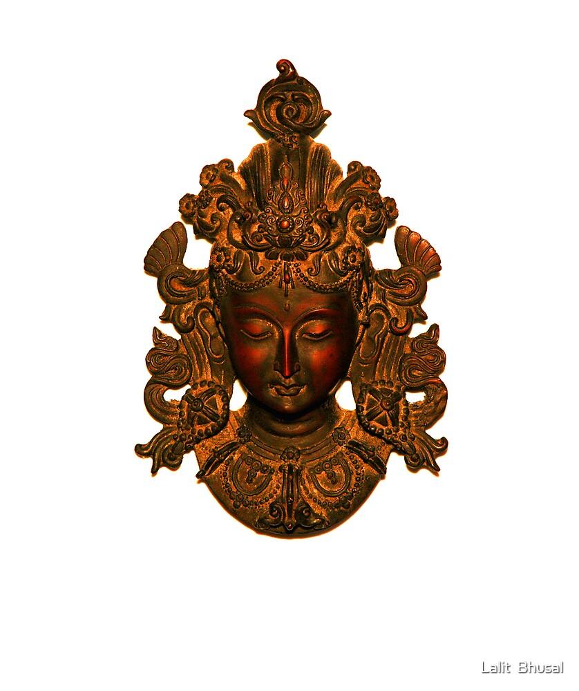 Budda 2 by Lalit  Bhusal