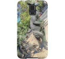 Kangaroos In The City 3 - Perth WA - HDR Samsung Galaxy Case/Skin