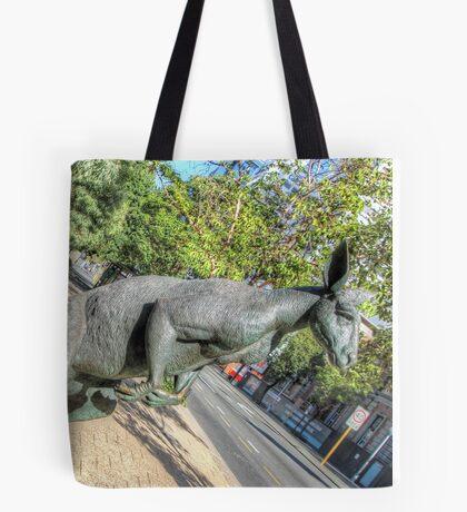 Kangaroos In The City 3 - Perth WA - HDR Tote Bag