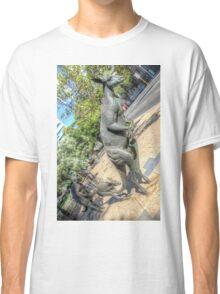 Kangaroos In The City 3 - Perth WA - HDR Classic T-Shirt