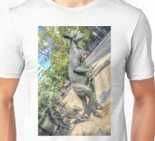 Kangaroos In The City 3 - Perth WA - HDR Unisex T-Shirt