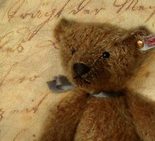 Vintage Ted by Squealia