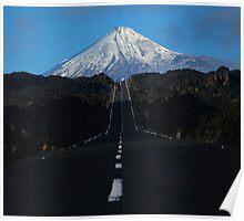 Towards Teide Poster