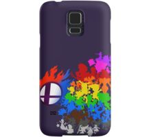 Smash Bros -choose your fighter! Samsung Galaxy Case/Skin