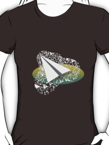 Paper Airplane 109 T-Shirt